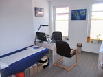Sprechzimmer Dr. med. Michael Benjes, Hausarzt, 26434 Wangerland, Nordsee, Allgemeinmedizin, Internist